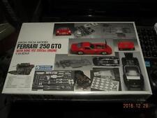 GUNZE 1/24 HIGH-TECH MODEL FERRARI 250 GTO SUPER DETAIL KIT FACTORY SEALED