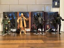 More details for planet of the apes figures by neca x 4