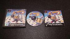 Bomberman World (Sony Playstation 1) versión europea PAL