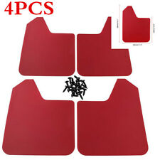 "4Pcs 11.5×15.1"" Mud Flaps Water Baffle Splash Guards For Car SUV Pickup Truck"