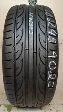 1 Tire 245 40 20 Hankook Ventus V12 evo2  (95% Tread)