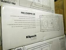 Klipsch PRO-250RPW IN-WALL LCR SPEAKER