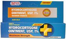 Hydrocortisone Ointment USP 1% 1 oz