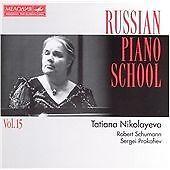 "CD BMG MELODIYA 74321 33213 2 ""Russian Piano School Vol.15 - Tatiana Nikolayeva"""