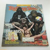 VTG Rolling Stone: July 21-August 4 1983 - Darth Vader, Princess Leia Cover