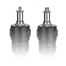 """1/4"""" 3/8"""" Spigot Stud Adapter Screw Cameras Hotshoe Coldshoe Adapters Hot Sale"""