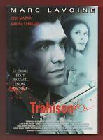 DVD - Traición con Marc Lavoine, Debi Mazar , Karina Lombard