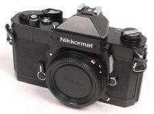 Black Nikon Nikkormat FT3 - An AI Beauty - Works Perfectly