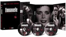 The Emmanuelle Collection - Sylvia Kristel 3-Disc SET *NEW