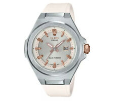 Casio MSGS500-7A Baby-G  G-MS 42MM Women's White Resin Watch