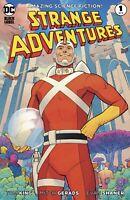 STRANGE ADVENTURES #1 (OF 12) DC COMICS | SELECT OPTION | (W) Tom King
