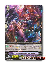 Cardfight Vanguard  x 4 Steam Maiden, Merianna - G-TD06/006EN - TD (common ver.)