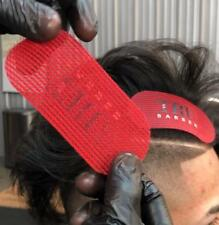 TruBarber Tru Barber Hair Grippers - Great For Fading & No Clips - RED