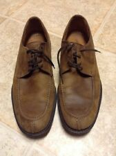 Johnston And Murphy Sheep Skin Suede Leather Shoes Men's Size 9.5M