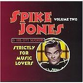 Spike Jones - Strictly For Music Lovers Vol. 2 - CD