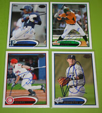The Smoky Collection   2012 Topps Pro Debut Autograph Auto   You Pick