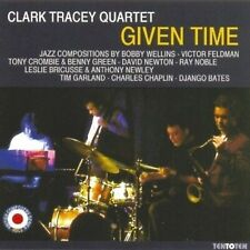 Given Time [Audio CD] Clark Quartet Tracey