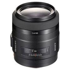 Obiettivi zoom per fotografia e video Minolta