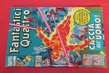 fumetto FANTASTICI QUATTRO editoriale MARVEL COMICS MARVEL ITALIA numero 126