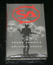 "SKUNK ANASIE ""SELLING JESUS"" RARE NEW SEALED SINGLE TAPE 1995 OUT OF PRINT MINT"