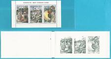Schweden aus 1994 ** postfrisch MiNr.1840-1842 (H-Blatt 222) + Probeheftchen!