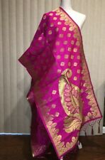 Brand New - Women Silk Dupatta - Free Shipping Limited Time Only