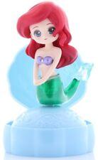 Disney Figurine Figure Princess Capsule Chara Heroine Doll Ariel (Mermaid Blue)