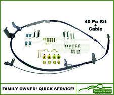 Landcruiser Prado GRJ120 KDJ120 KZJ120 Hand Brake Kit LH+RH Cable Set+Spring Pin