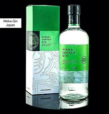 NIKKA Coffey Gin 47% 0,7l Japan - Coffey Still Brennverfahren