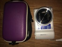 Samsung WB250F Smart Camera 2.0 with Built-In Wi-Fi & Carry Case (EX COND)