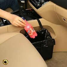 Car Trash Bag Garbage Can Bin Container Waste Organizer Storage Accessories Seat