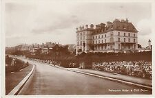 Falmouth Hotel & Cliff Drive, FALMOUTH, Cornwall RP