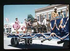 1959 Kodachrome photo slide Lander  WY  pioneer days #7