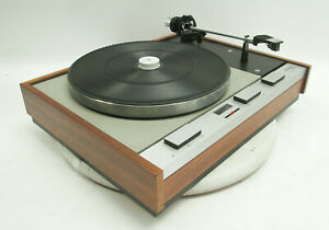 Thorens TD 125 MKII Turntable Record Player