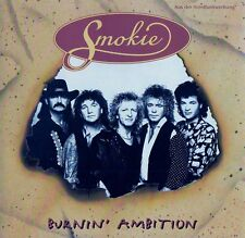 SMOKIE : BURNIN' AMBITION / CD - TOP-ZUSTAND