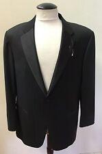 Armani Collezioni Black Tuxedo G-line EU56/US46R