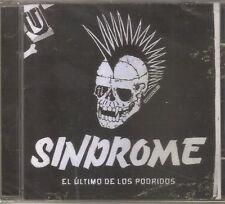 SINDROME - El Ultimo De Los Podridos ( Punk Rock Mexicano ) CD Mexican Edition