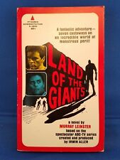 Land Of The Giants by Murray Leinster Good 1968 Vintage Paperback