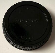 Olympus Japan rear lens cap