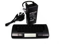 Maha MH-C801D (veloce SMART 8 Banca Caricabatterie per batterie AA/AAA)