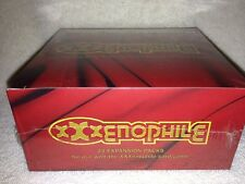 XXXenophile CCG Trading Card Game Booster Box - Factory sealed - Phil Foglio