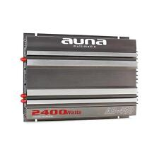 Power 4 Channel Car Stereo Amplifier System By Auna 2400W Speaker Amp