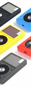 FiiO HS8 Silicone Case for FiiO X5 1st Generation Music Player (Blue Version)