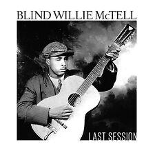 CD Blind Willie McTell Last Session
