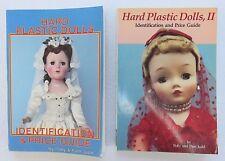 Hard Plastic Dolls & Hard Plastic Dolls II, Price Guide, by Polly & Pam Judd