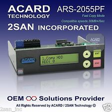 ACARD ARS-2055PF 1-to-5 SATA HDD/SSD/DOM Duplicator Controller (30MB/Sec)