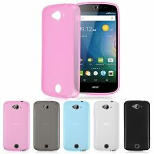 Unbranded/Generic Silicone/Gel/Rubber Mobile Phone & PDA Cases & Covers for Acer