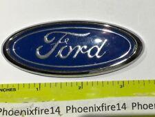 New listing New Ford Oval Symbol Chrome Emblem