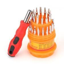 31 in 1 Precision MAGNETIC MINI Screwdriver Set Phone Repair Kit Torx Tool GA