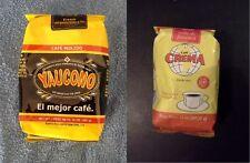 Yaucono / Crema Brand Coffee from Puerto Rico, 1 pair - 14 oz each - FS